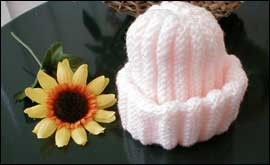 Knitting Pattern For Pull On Hat : Birmingham Mothers Union Premature babies - Birmingham Mothers Union