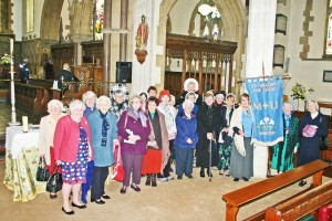 Dawlish celebrates Mary Sumner's life