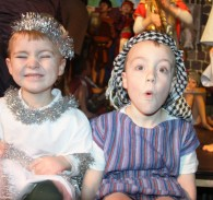 Inn Keepers and Angels – the delights of the school Nativity play