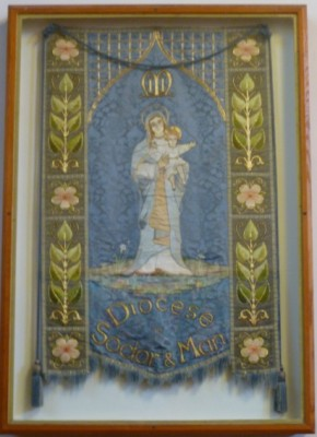 Old Diocesan Banner